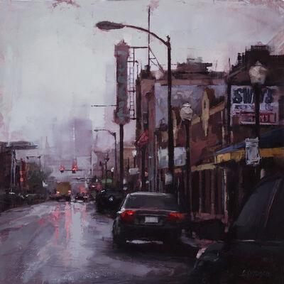 Lindsey Kustusch, 'The Arts District', 2018