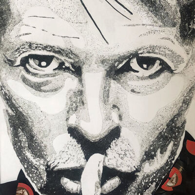 Ben Riley, 'David Bowie', 2019