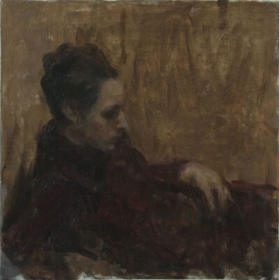 Ron Hicks, 'Study of Rebecca Reclining ', 2017
