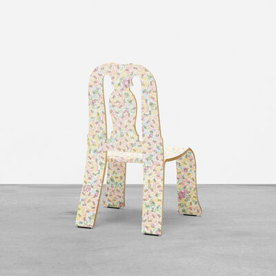 Robert Venturi, 'Queen Anne chair', 1984