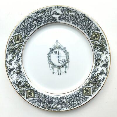 Roberto Lugo, 'Dinner Plate', 2018