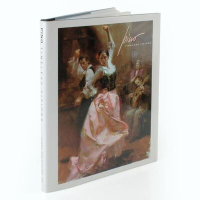Pino, 'Timeless Visions Book', 1990-2020