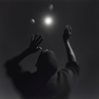 Keith Carter, 'Juggling with the Moon', 2007