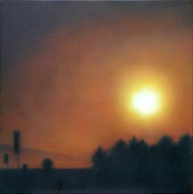 Christie Scheele, 'White Sun', 2021
