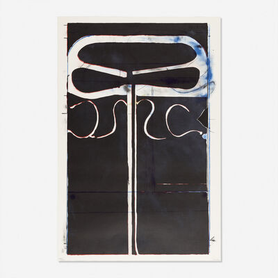 Richard Diebenkorn, 'Untitled (Club/Spade Group '81-82) from Eight by Eight to Celebrate the Temporary Contemporary', 1982