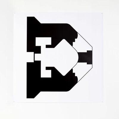 Enrique Ježik, 'La razón y la fuerza', 2018