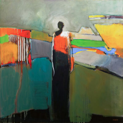 Kathy Jones, 'My World', ca. 2016