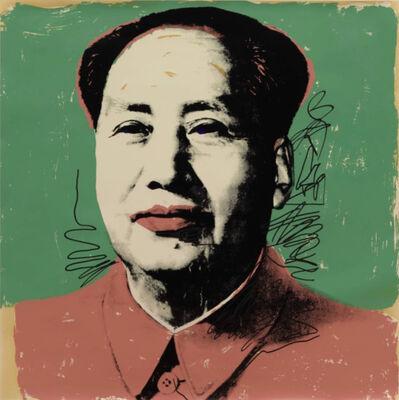 Andy Warhol, 'Mao 1972 F&S II.95', 1972
