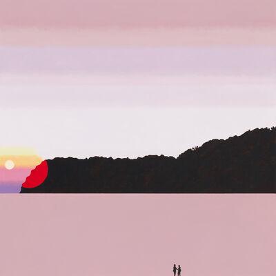 Nobuyuki Takahashi, 'Sunset on March 27 - 3', 2020
