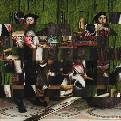 Rashid Rana, 'Two Ways to View II', 2017