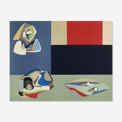 Jean Hélion, 'Composition', 1939
