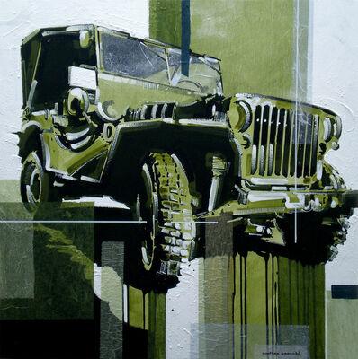 Andrea Gnocchi, 'Jeep', 2007