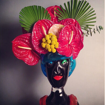 Hugh Findletar, 'Flowerheadz ', Contemporary