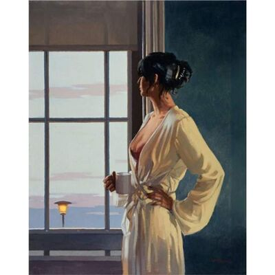 Jack Vettriano, 'Baby Bye Bye (Signed Limited Edition Print)', 2015