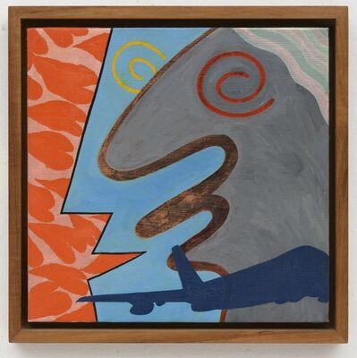 Billy Al Bengston, 'Liilii Poino', 1983