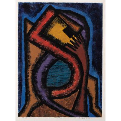 Buyo Ogundele, 'Sculpture', 1986