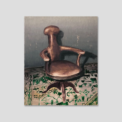 Tomas Harker, 'Chair', 2019