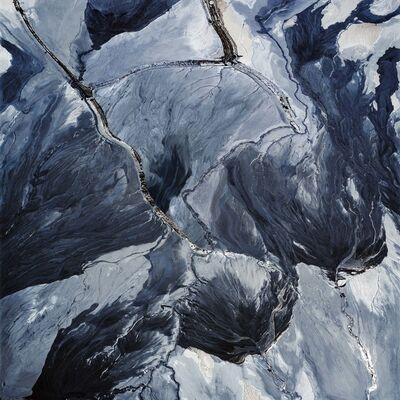 David Maisel, 'Tailings Pond 3, Minera Centinela Copper Mine, Antofagasta Region, Atacama, Chile', 2018