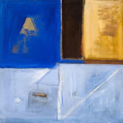 Albert Ràfols-Casamada, 'Estructura interior', 1996