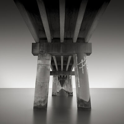 David Fokos, 'Hampton Roads Bridge, Hampton, Virginia', 2014