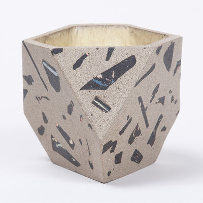 Cody Hoyt, 'Truncated Tetrahedron Vessel', 2015