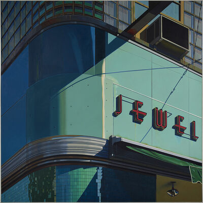 Robert Cottingham, 'Jewel', 1986