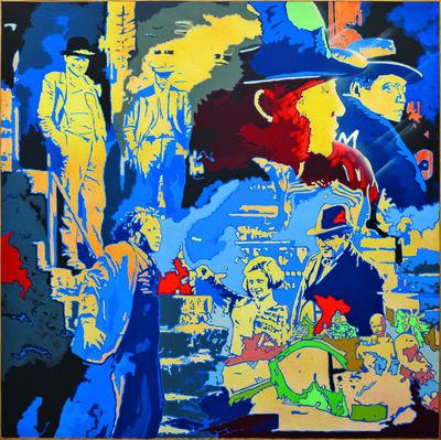 Giangiacomo Spadari, 'Il mostro di Dusseldorf', 1976