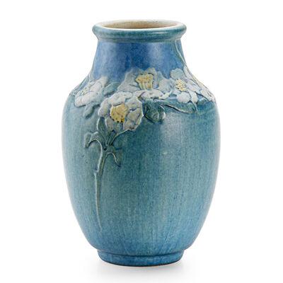Anna Frances Simpson, 'Vase With Flowers, New Orleans, LA', 1916