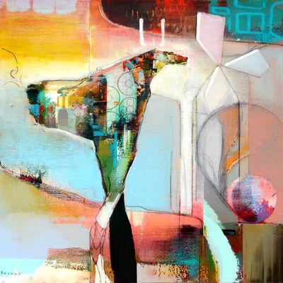Dominic Besner, 'La Base Plaine Tribute'