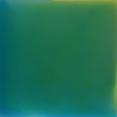 Keira Kotler, 'Green Meditation [I Look for Light]', 2013