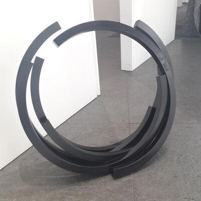 Bernar Venet, '224,5° Arc x 5 ', 2002