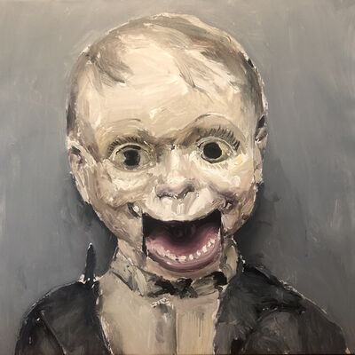 Santiago Ydañez, 'Chucky', 2018