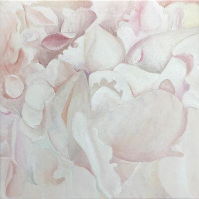 Carine Bovey, 'Alba paeonia eminentia thenaris', 2020