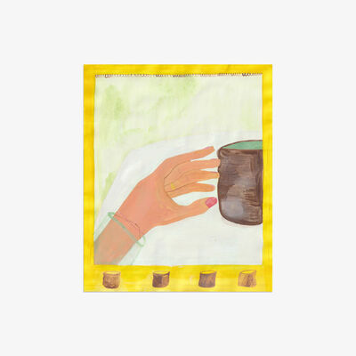 Johanna Tagada, 'Girl's Talk ', 2019