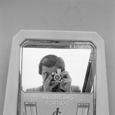 Vivian Maier, '6323-42 Self Portrait'