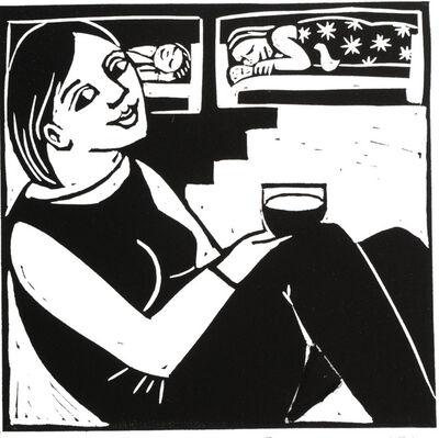 Anita Klein PPRE, 'After Bedtime', 2020