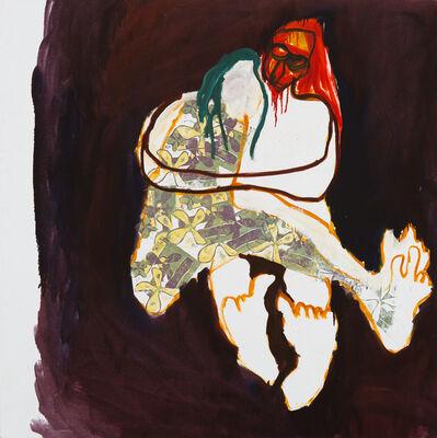 Portia Zvavahera, 'I Can Feel It In My Eyes [1]', 2015