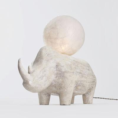 Kristin Victoria Barron, 'Rhino Lamp', 2019