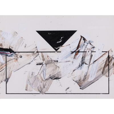 Luis Feito, 'Untitled', 1987