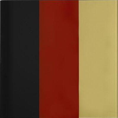 Gerhard Richter, 'Schwartz-Rot-Gold IV', 2015