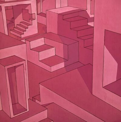 Betsey Gravatt, 'Poptropolis 6', 2017