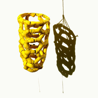 Jackie Welsh, 'Yellow/Craft', 2017