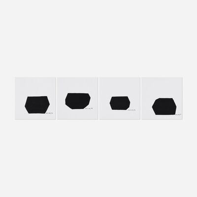 ARIK LEVY, 'Untitled (four works)', 2007-2008