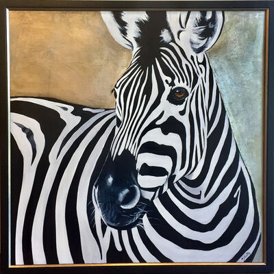Thomas Stiltz, 'Zebra', 2019