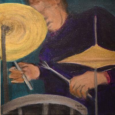 Regina Silvers, 'Drummer ', 2019