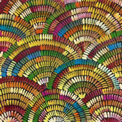 Janet Golder, 'Yam Flower'