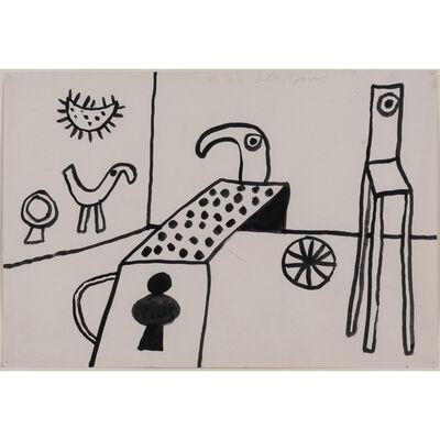 Alan Davie, 'Untitled', 1969