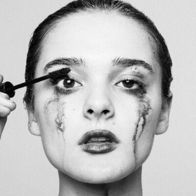 Tyler Shields, 'Mascara', 2017