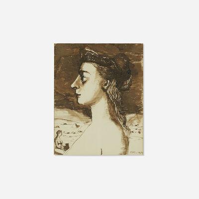 Paul Delvaux, 'Untitled', 1948