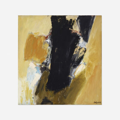 José Guerrero (b. 1914), 'Untitled', c. 1960